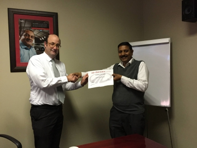 BENBA Motors awarded CSI Dealer of the Month